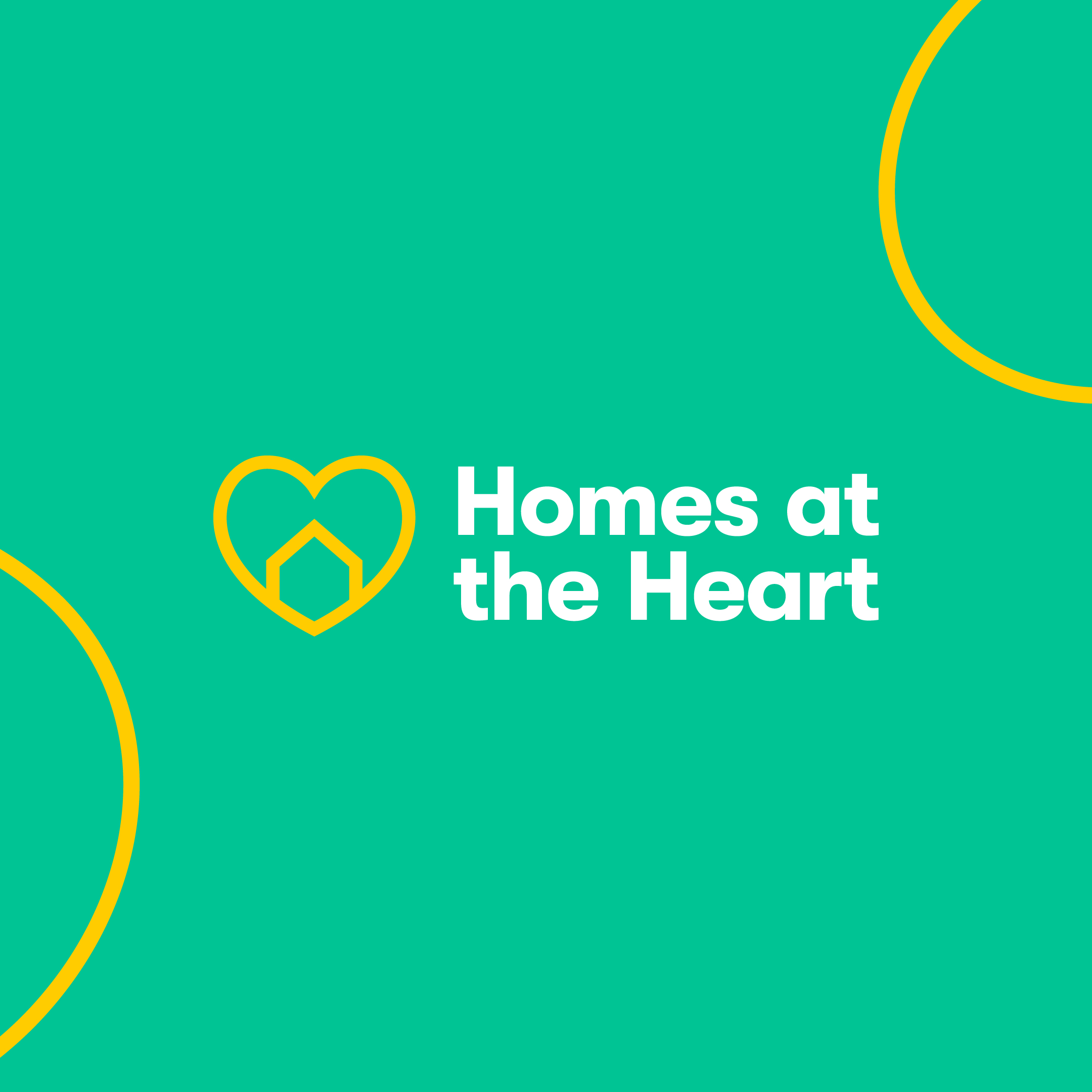 Supporting 'Homes At The Heart' Campaign